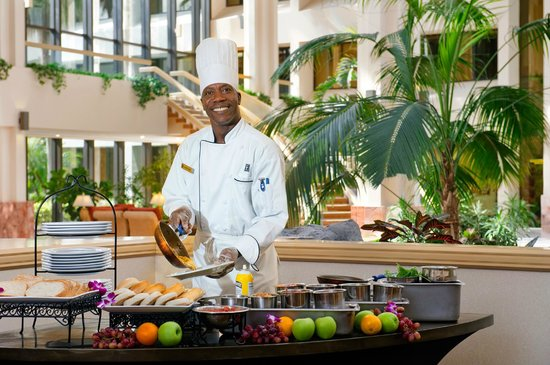Exceptional Embassy Suites By Hilton Palm Beach Gardens PGA Boulevard: Free Cooked To  Order Breakfast Ideas
