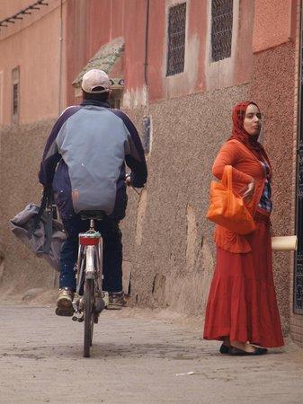 Riad Turquoise : La Medina