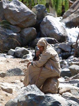 Riad Turquoise: Méditation