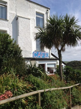 Fern Pit Cafe
