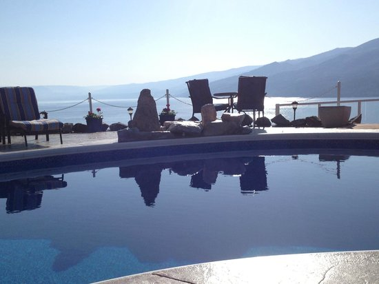 Okanagan Oasis B&B: Pool
