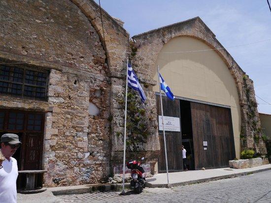Maritime Museum, Chania-2 - Photo de Maritime Museum of ...
