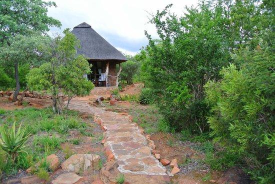 Iketla Lodge : geregend
