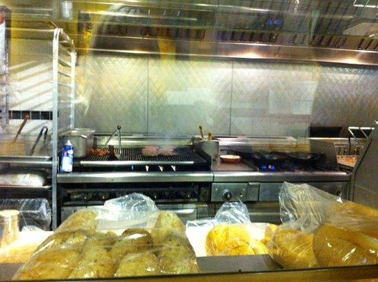 Splitz Grill: menu