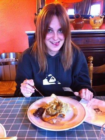 Prats I Sansor, Espanha: mi plato de trinxat de la Cerdanya!mmm