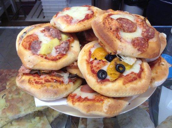 Pizzeria Geko: Pizzette