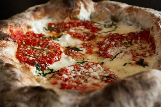 Millie's Old World Meatballs and Pizza: Millie's Signature Wood-Fired Pizza