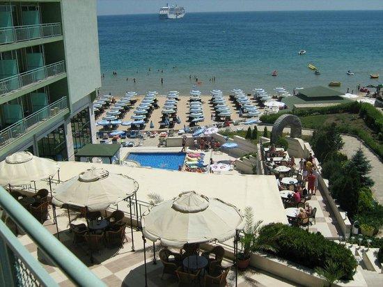SENTIDO Bilyana Beach: View from Bar