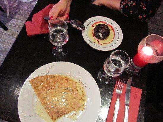 Deli's Cafe: piatti