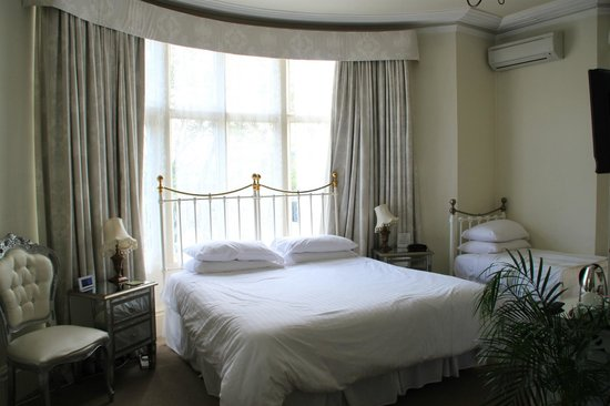 Marlborough House: Our room