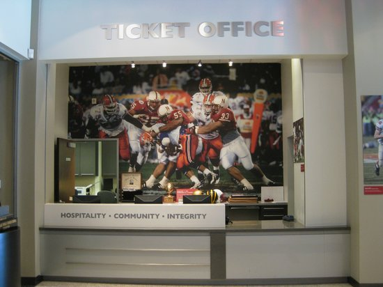 Fiesta Bowl Museum: Tickets for sale
