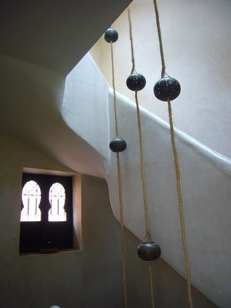 Riad Shambala: stairs