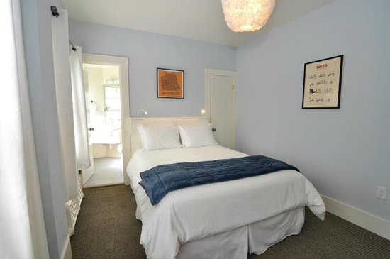 Edwardian San Francisco Hotel : Deluxe Room