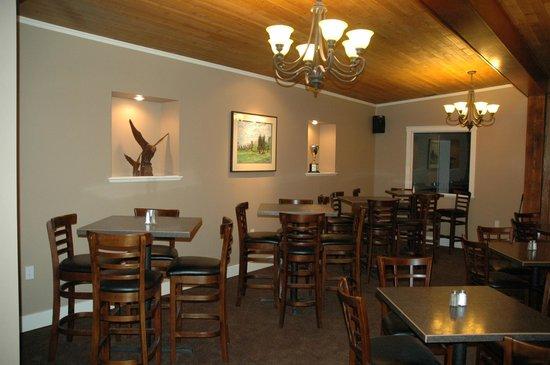 Eaglecrest Golf Club Restaurant: Lounge