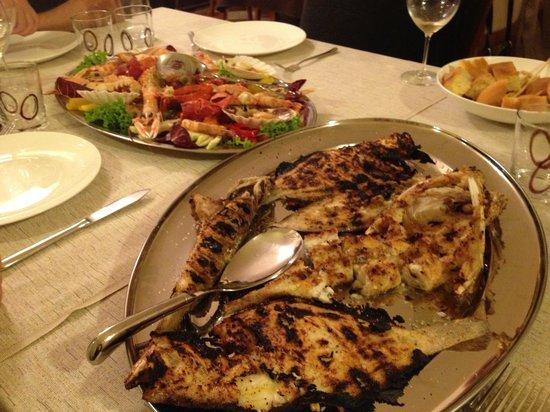 Castegnato, Italy: Griglia ta bruciata e bettyboops74 hai ragione era astice.....1 per 6 persone