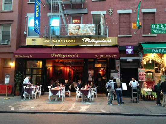 Good Restaurants On Mulberry Street