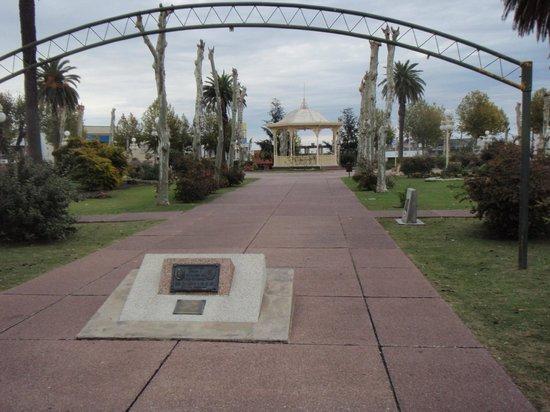 Fray Bentos, Uruguay: Plaza
