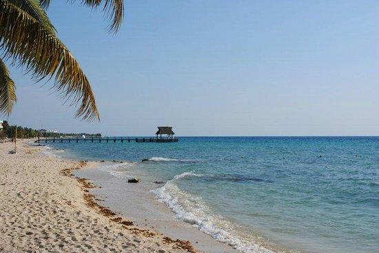 Secrets Aura Cozumel Beach