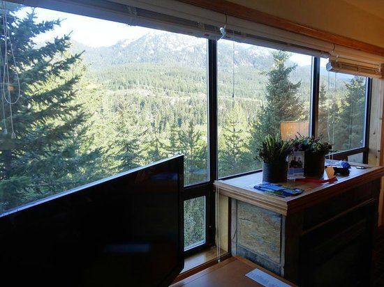 Worldmark Sundance: View from living room