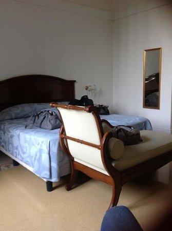 Terranobile Metaresort : chambre