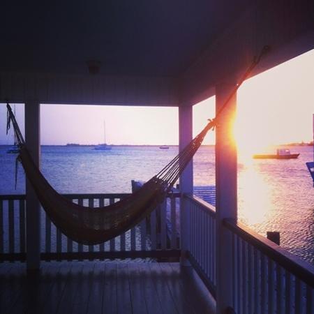 Lazy Daze on the Bay : sunset