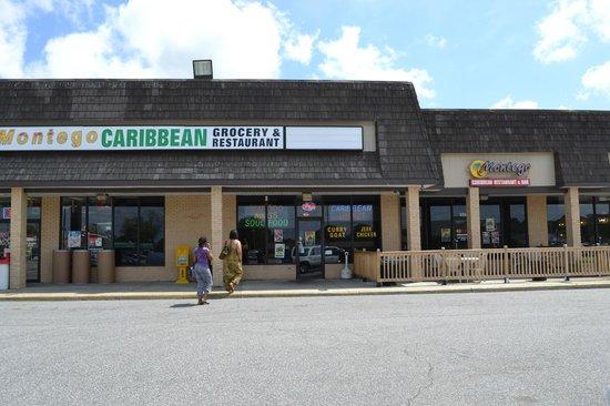Montego Island Grill Caribbean