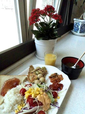 Toyoko Inn Busan Station 2: 아침식사