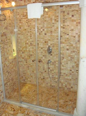 Cappadocia Cave Suites: Room 301, Shower