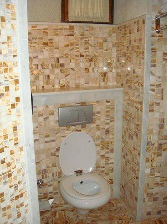 Cappadocia Cave Suites: Room 301, Toilet