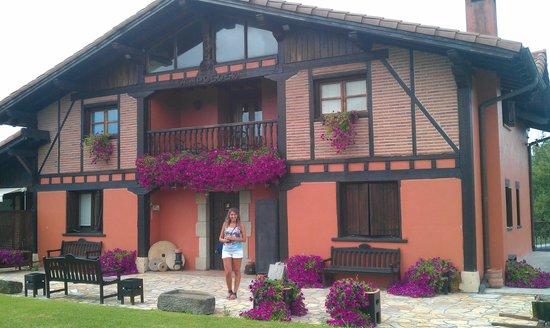 Kanpoeder: Preciosa casa