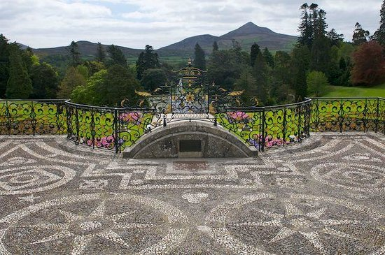 Riverside: Powerscourt Gardens 3 (nearby)