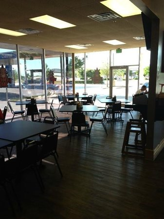 Photo of American Restaurant Fat Cow BBQ at 850 Valley Ridge Blvd Ste 128, Lewisville, TX 75077, United States