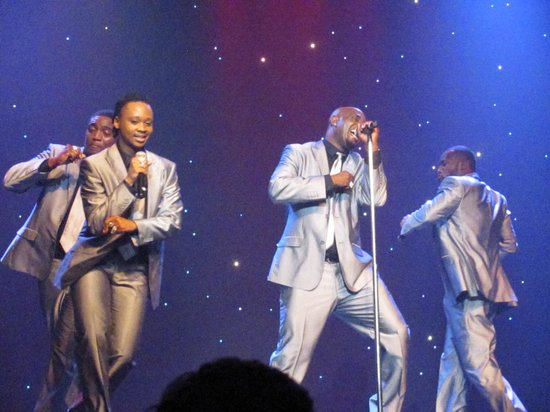 The Grand Majestic Theater : The Majestic - Soul of Motown