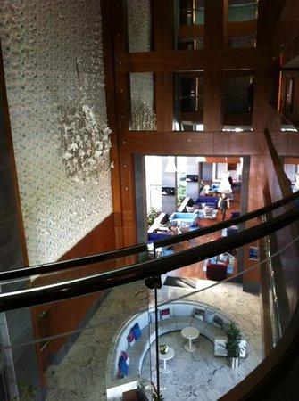 DoubleTree by Hilton Hotel Kusadasi: lobby