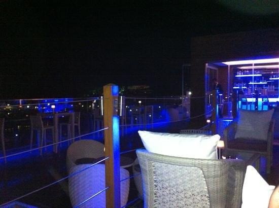 DoubleTree by Hilton Hotel Kusadasi: roof