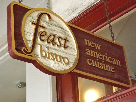 Feast Bistro: A good choice on Ojai's main drag.