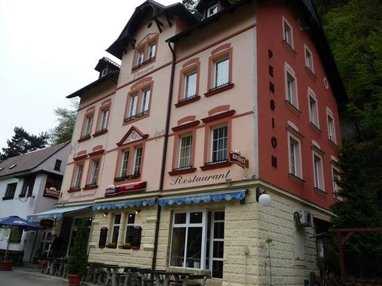 Pension-Restaurace Lugano