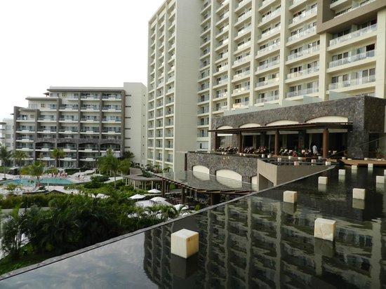 Now Amber Puerto Vallarta: Lobby View