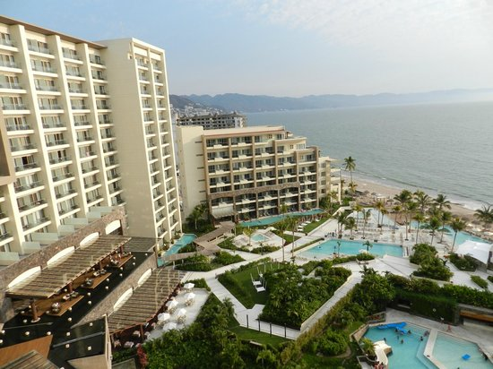 Now Amber Puerto Vallarta: Can't beat the view