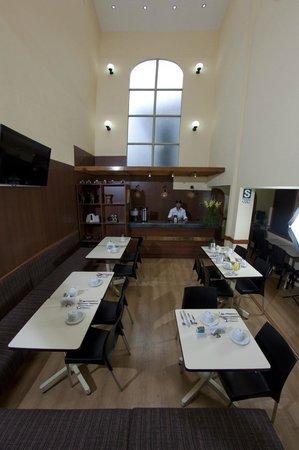 Qosqowasi Hotel: Cafetería