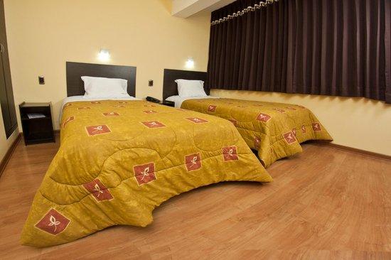 Qosqowasi Hotel: Habitación