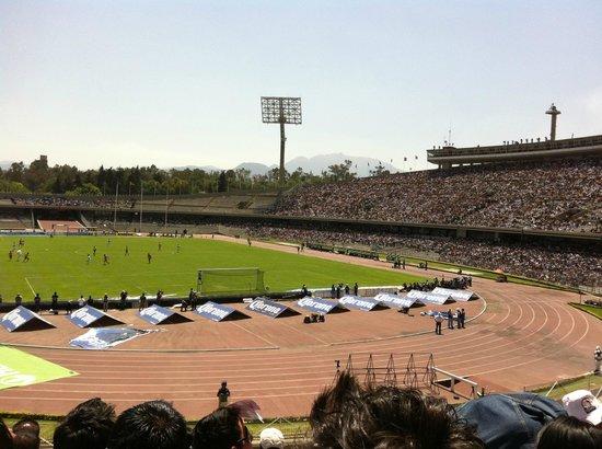 Ciudad Universitaria: Estadio Universitario