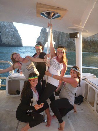 Cabo Party Fun: Erinne's Bachelorette Party