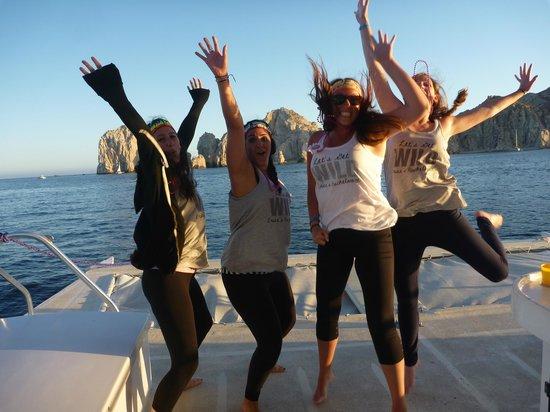 Cabo Party Fun: Pole Dance Cruise