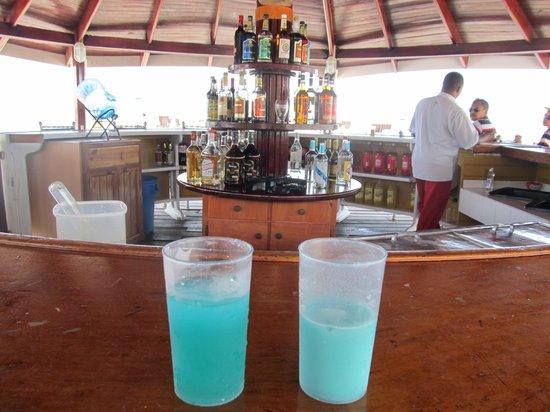 Decameron Marazul: mi lugar favorito, el bar del muelle