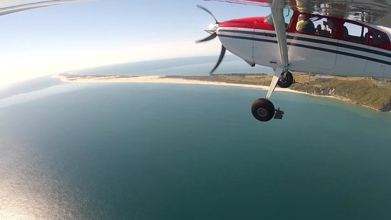 Adventure Flights Golden Bay