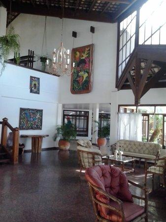 Poty Praia Hotel: Recepção