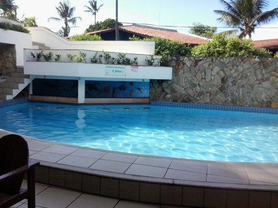 Poty Praia Hotel: Piscina