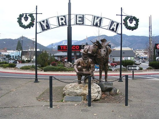 Comfort Inn Yreka : Welcome to Yreka, CA