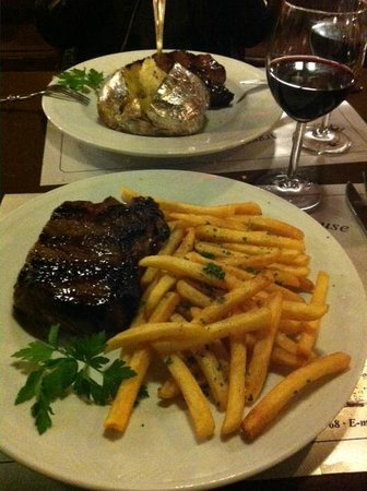 Steakhouse Ponchos: Chorizo Beef